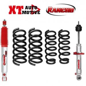 KIT REHAUSSE + 4 CM COMPLET POUR MITSUBISHI PAJERO V60 ET V80 LONG PITCH