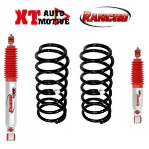 KIT REHAUSSE + 4 CM COMPLET POUR TOYOTA 4 RUNNER