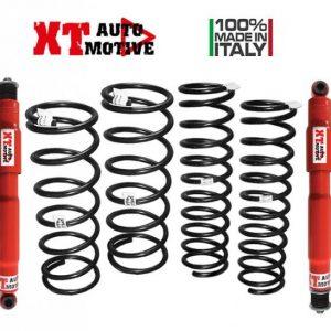 KIT COMPLET XT AUTOMOTIVE + 6 CM POUR MERCEDES G LONG PITCH