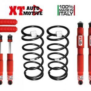 KIT COMPLET XT AUTOMOTIVE + 6 CM POUR MITSUBISHI PAJERO 3 PORTES