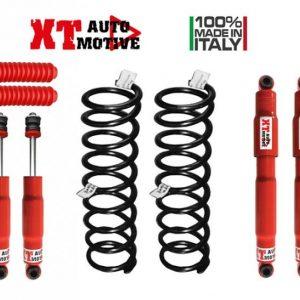 KIT COMPLET XT AUTOMOTIVE + 6 CM POUR NISSAN TERRANO 3 PORTES