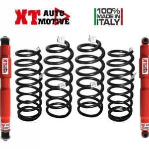 KIT COMPLET XT AUTOMOTIVE + 6 CM POUR TOYOTA LJ70 / 73 PHARES RONDS