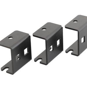 Supports de montage latéraux pour accessoires universels Slimline II