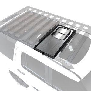 Table de préparation en acier inoxydable avec kit de lavabo