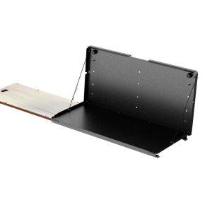 Pro Table de préparation en acier inoxydable avec kit de lavabo