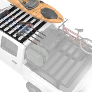 Kit de barres de toit Volkswagen Amarok Slimline II