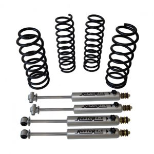 "KIT DE SUSPENSION PLATINE 2 ""KZJ / LJ"