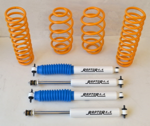KIT DE SUSPENSION + 5/6 CM JEEP WRANGLER TJ