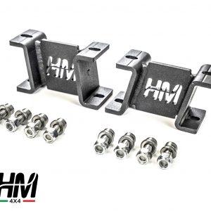 Kit de rehausse de suspension HM4x4 FULL +6cm Suzuki Samurai et SJ