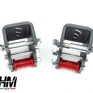 Kit d'inversion des jumelles Suzuki Samurai et Sj pour Lames de ressort arrière