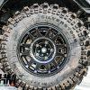 Jante acier Evocorse Dakarzero 7x15 ET0 pour Suzuki