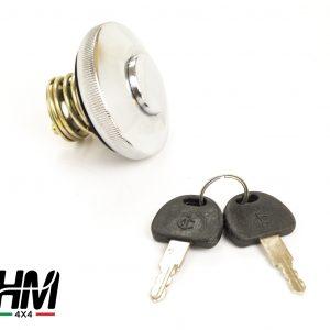 Bouchon de réservoir avec clés Suzuki Samurai et Sj